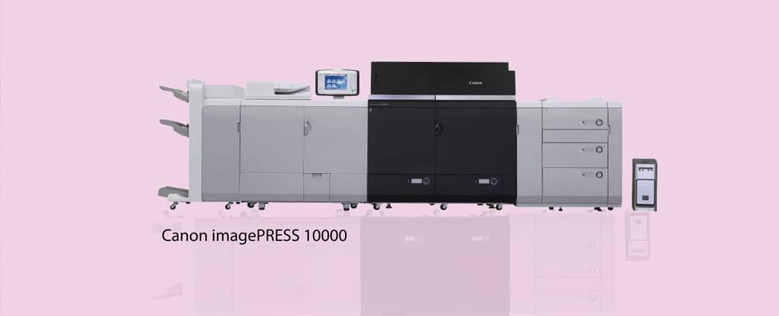 Canon imagePRESS 10000